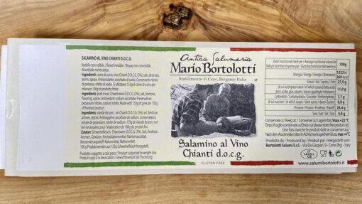 Montagnel _Italiaans_chianti_label